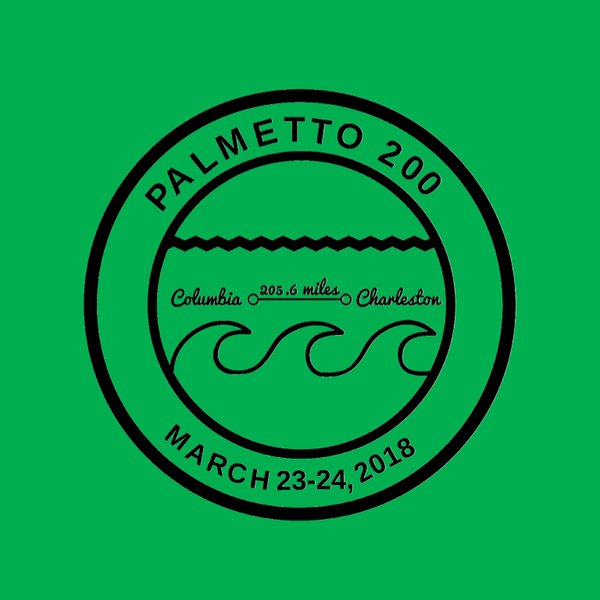 FiA 2018 Palmetto Relay 200 Miles Shirt