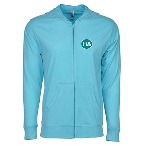 FiA Spruce Pine Next Level The Sueded Hooded Zip Pre-Order
