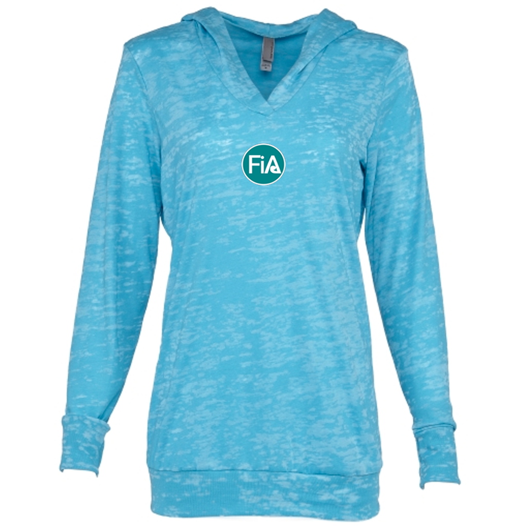 FiA Summerville AO Shirt - Next Level Women's Burnout Hoody Pre-Order