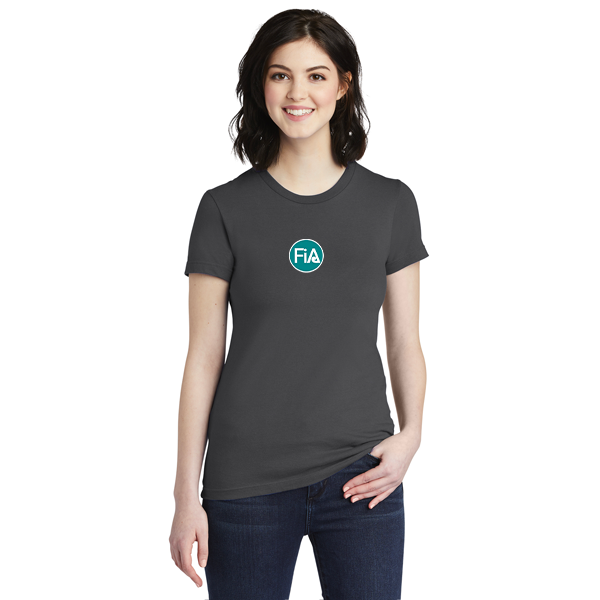 FiA American Apparel Women's Jersey T-Shirt - Made to Order