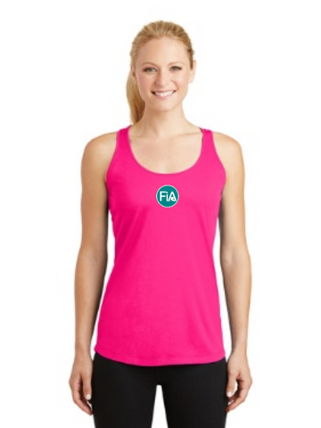 Fit Guide:  Sport Tek Ladies Competitor Racerback Tank