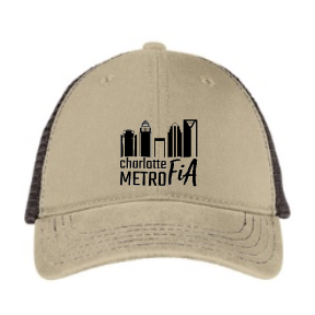 FiA Metro District Super Soft Mesh Back Cap Pre-Order