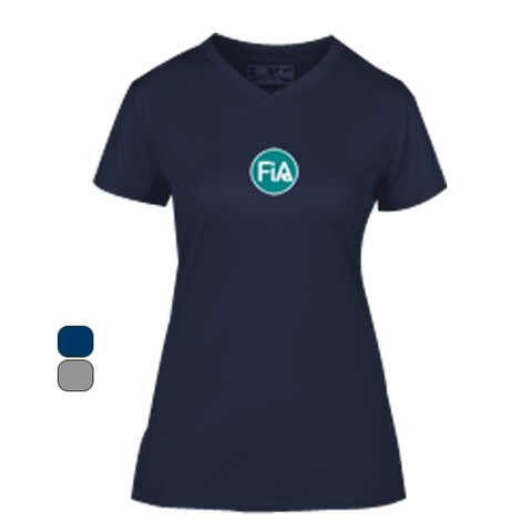 FiA of the Pines New Balance NDurance Ladies Athletic V-Neck Tee Pre-Order