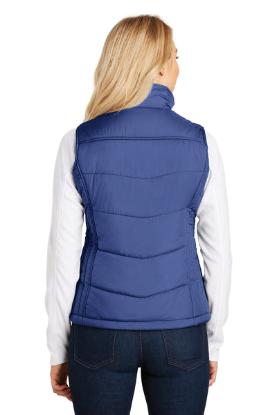 FiA Port Authority Ladies Puffy Vest - Made to Order