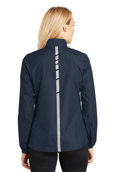 FiA Port Authority Ladies Zephyr Reflective Hit Full-Zip Jacket - Made To Order