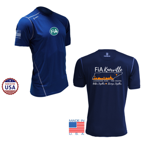 FiA Knoxville MudGear Men's Fitted Race Jersey V3 Short Sleeve Pre-Order