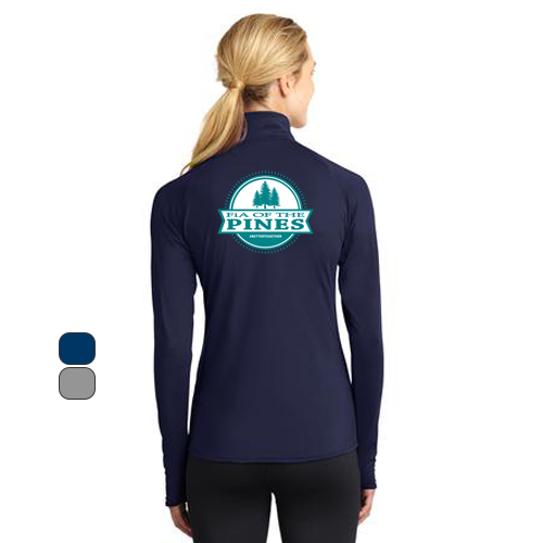 FiA of the Pines Sport-Tek Women's 1/2 Zip Pullover Pre-Order