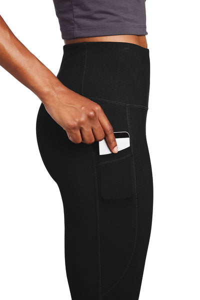 FiA Sport-Tek Ladies High Rise 7/8 Legging - Made to Order