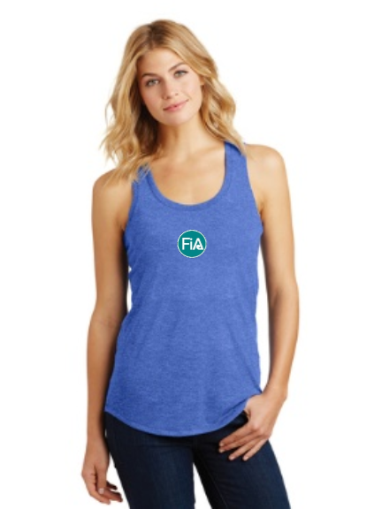 Fit Guide: District Made Ladies Perfect Tri Racerback Tank