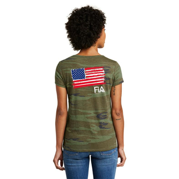 FiA Patriotic Alternative Eco-Jersey Ideal Tee Pre-Order