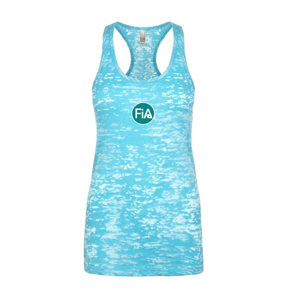 FiA Tallahassee Next Level Burnout Razor Tank Pre-Order