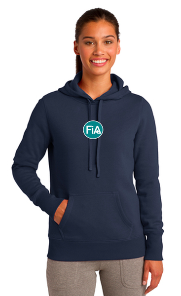 FiA Downtown Sport-Tek Ladies Pullover Hooded Sweatshirt Pre-Order