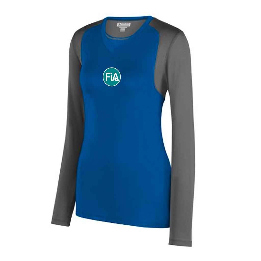 FiA Downtown Augusta Ladies Astonish Long Sleeve Jersey Pre-Order