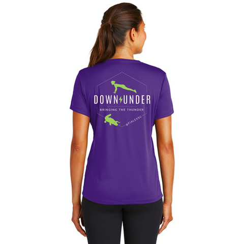 FiA Lexington Down Under Sport-Tek Ladies Competitor Tee Pre-Order