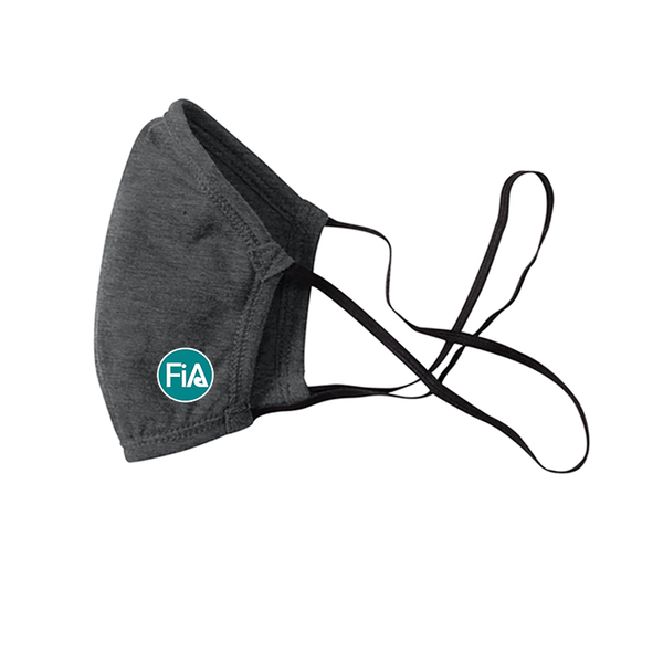 CLEARANCE ITEM - FiA Allmade Tri-Blend Face Mask