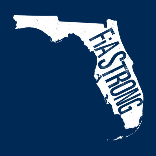 FiA Strong - Florida District Women's Game V-Neck Tee Pre-Order