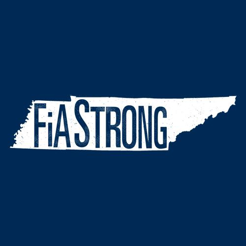 FiA Strong Tennessee Pre-Order November 2020