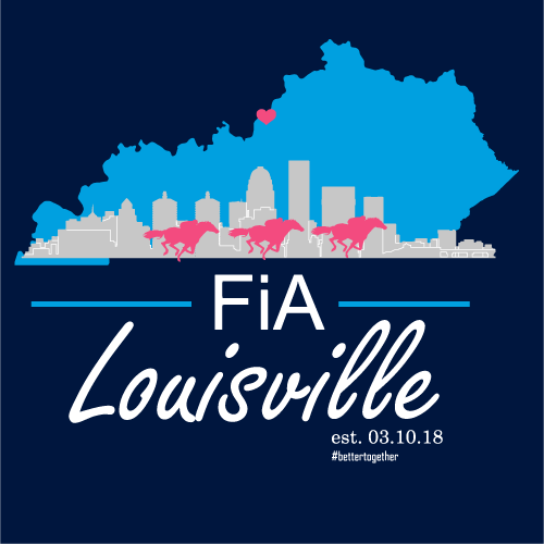 FiA KY Louisville Ladies Cotton Tank Top Pre-Order