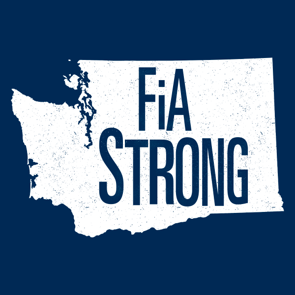 FiA Strong Washington Pre-Order November 2020