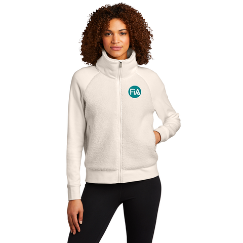 FiA OGIO Ladies Luuma Sherpa Full-Zip - Made to Order