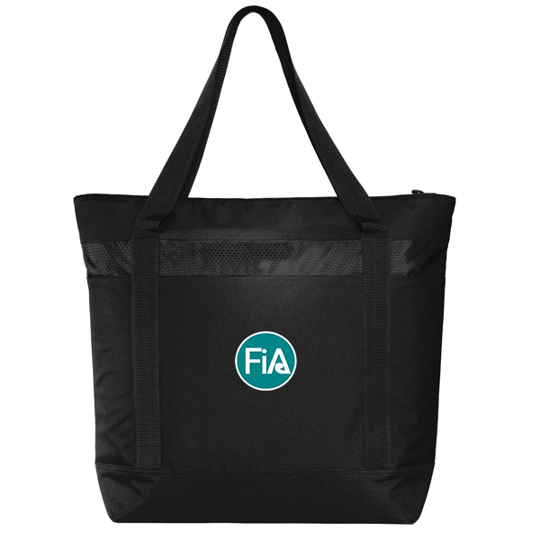 FiA Port Authority Large Tote Cooler - Made to Order