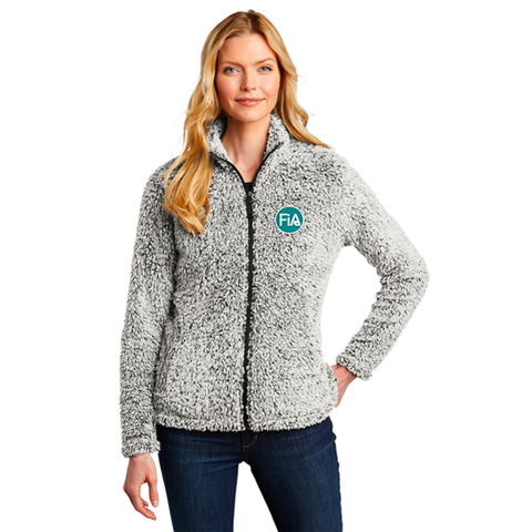 FiA Port Authority Ladies Cozy Fleece Jacket - Made to Order