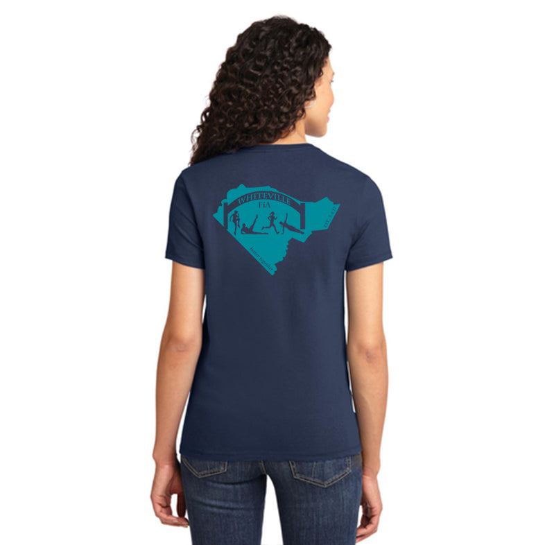FiA NC Whiteville Port & Company Ladies Essential Tee Pre-Order
