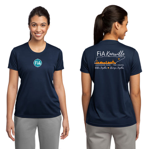 FiA Knoxville Sport-Tek Ladies Competitor Tee Pre-Order