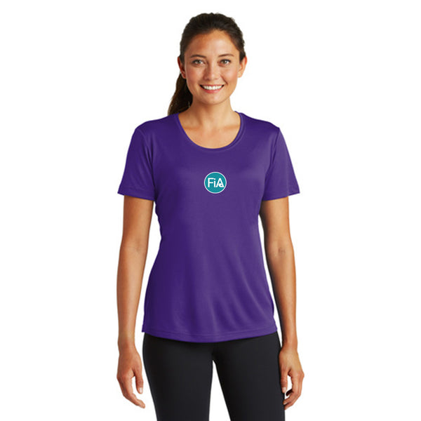 FiA Strong - Louisiana Sport-Tek Ladies Competitor Tee Pre-Order