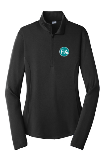 FiA Sport-Tek Ladies PosiCharge Competitor 1/4-Zip Pullover - Made to Order