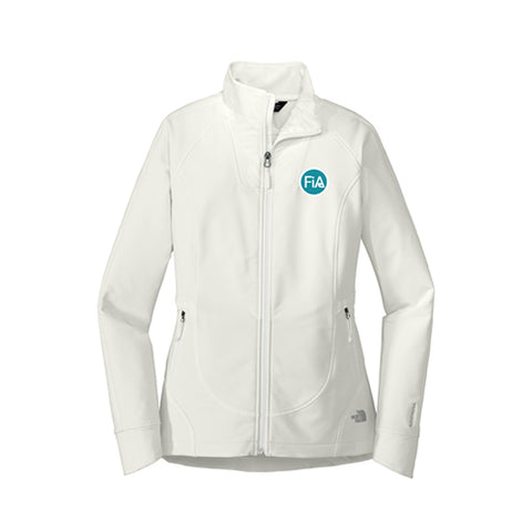 FiA The North Face Ladies Tech Stretch Soft Shell Jacket - Made to Order