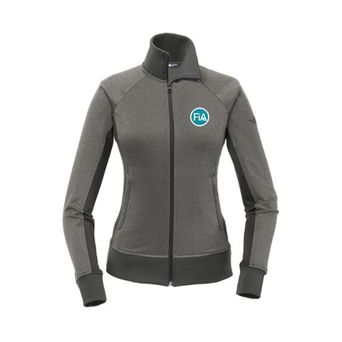 FiA The North Face Ladies Tech Full-Zip Fleece Jacket - Made to Order