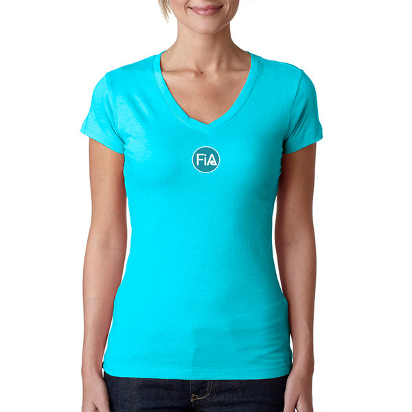 FiA Field of Dreams Next Level Perfect Sporty V-Neck Tee Pre-Order