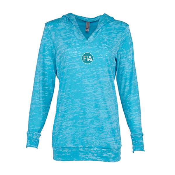 FiA - TN: Johnson City Next Level Women's Burnout Hoody Pre-Order
