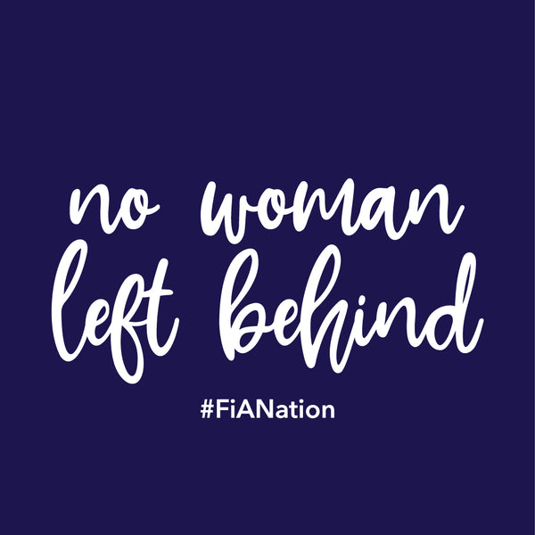 FiA No Woman Left Behind Pre-Order