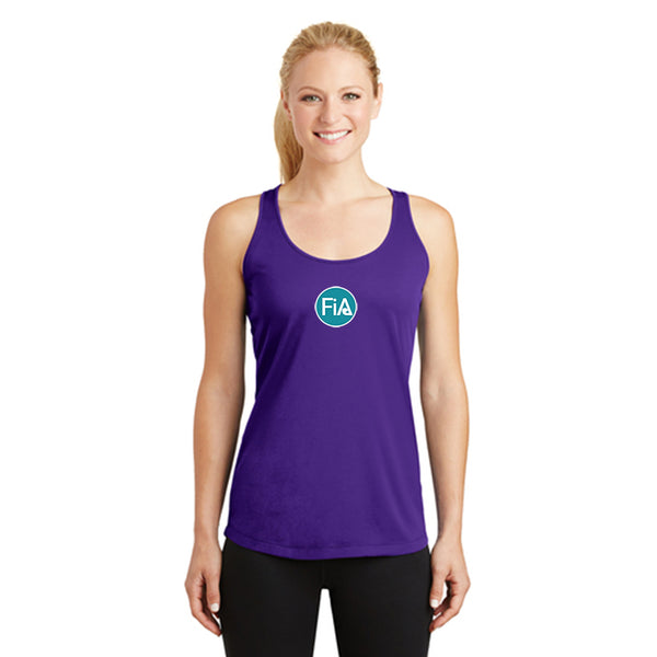 FiA Florence Sport-Tek Ladies PosiCharge Competitor Racerback Tank Pre-Order