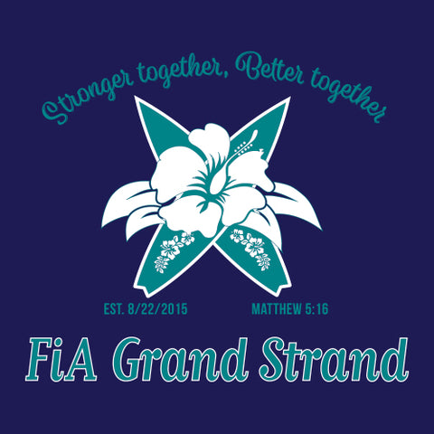 FiA Grand Strand Pre-Order October 2020