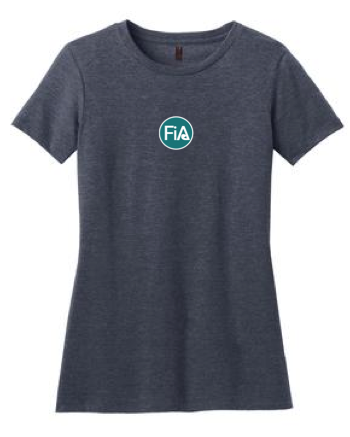 FiA Perfect Blend Crew Tee - Made to Order