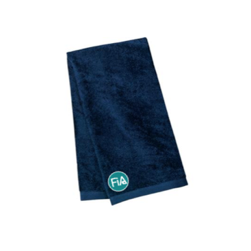 FiA Sport Towel - Made to Order