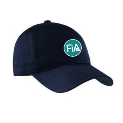 FiA Sport-Tek Dry Zone Cap - Made to Order