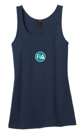 FiA Greenville District Made Women's Racerback Tee Pre-Order