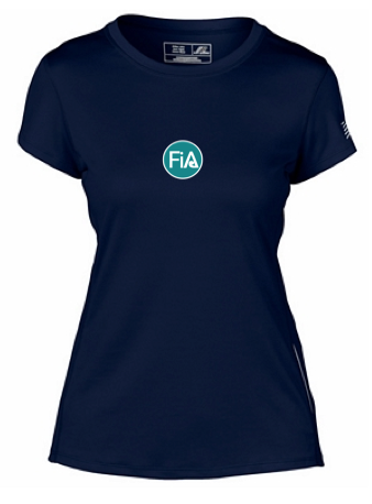 FiA Northeast NB Tempo Ladies Performance Short Sleeve Tee Pre-Order