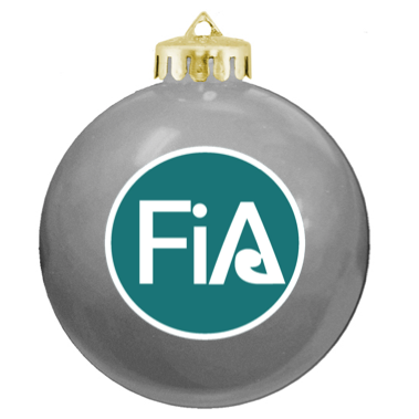 FiA Globe Ornament 1st Edition