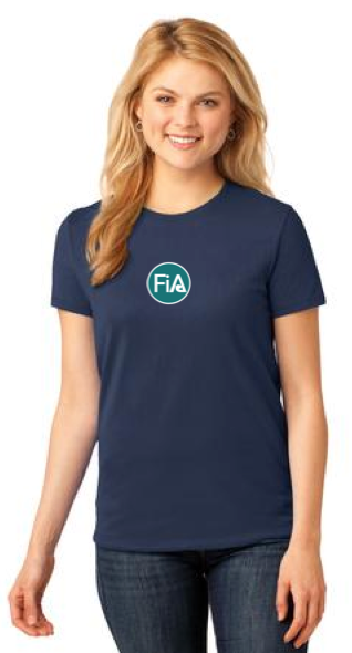 FiA Pawleys Island Port & Company Ladies Short Sleeve Cotton Tee Pre-Order