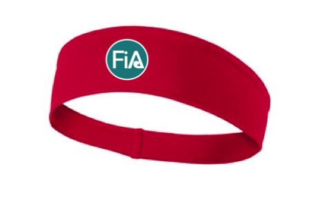 FiA Sport-Tek Competitor Headband - Made to Order