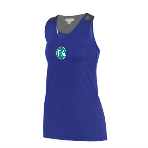 FiA Rise and Grind Augusta Ladies Astonish Tank Pre-Order