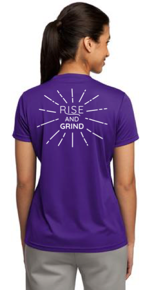 FiA Rise and Grind Sport-Tek Women's Short Sleeve Tee Pre-Order