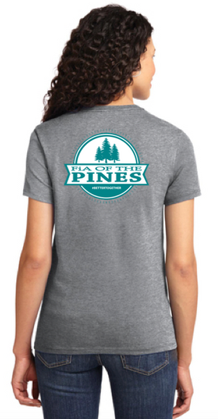 FiA of the Pines Port & Company Ladies Essential Tee Pre-Order