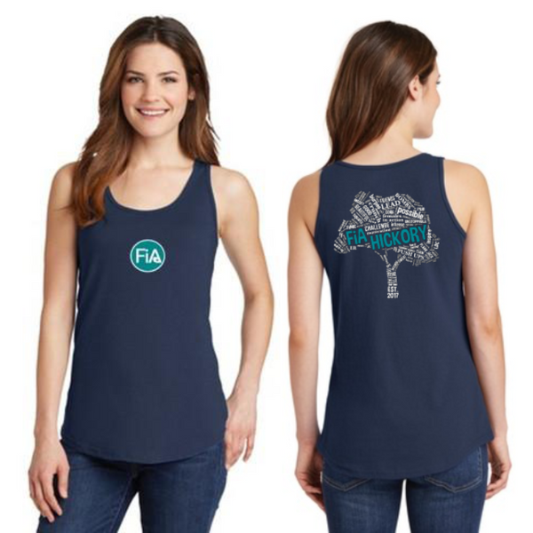 FiA Hickory Ladies Cotton Tank Top Pre-Order