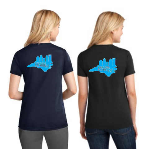 FiA Metro Port & Company Ladies Core Cotton Tee Pre-Order